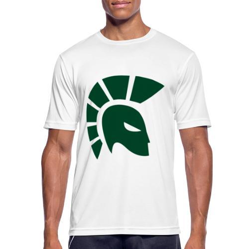 British Racing Green Centurion - Men's Breathable T-Shirt
