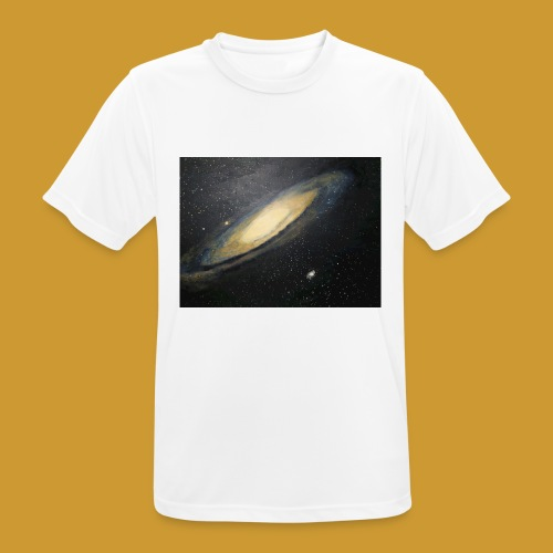 Andromeda - Mark Noble Art - Men's Breathable T-Shirt