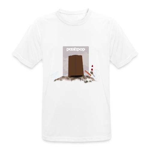 Dark Close PunkPop - Maglietta da uomo traspirante