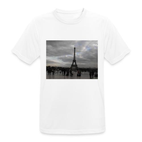 Paris - Maglietta da uomo traspirante