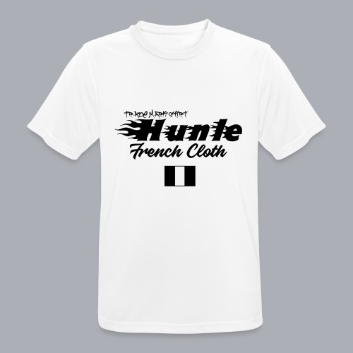 hunle Flame - T-shirt respirant Homme