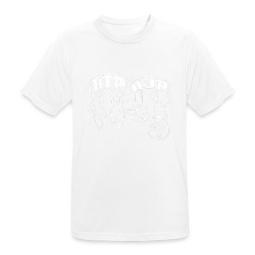lblanco - Camiseta hombre transpirable