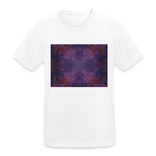 Mandala vibration La Paix - T-shirt respirant Homme