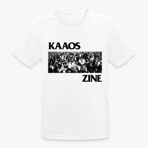 Kaaos Flag - miesten tekninen t-paita