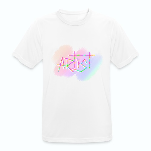 Artist in Colors - Camiseta hombre transpirable