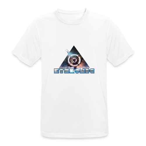 Logo Design - Men's Breathable T-Shirt