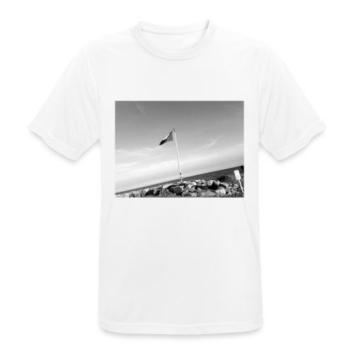 Beach feeling - Männer T-Shirt atmungsaktiv