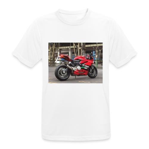 Panigale 959 Race - Männer T-Shirt atmungsaktiv