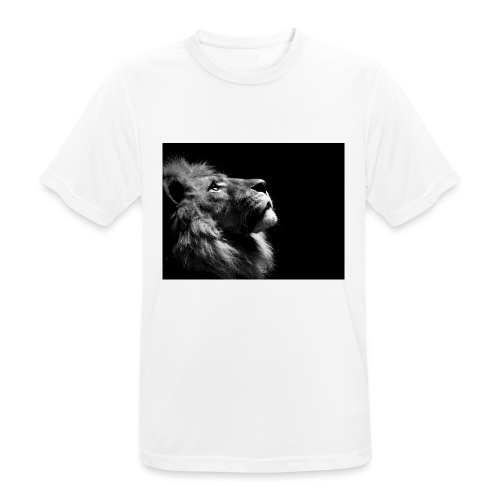 af2008e0d300f6fd3ca5b2617a06dff6 - Pustende T-skjorte for menn