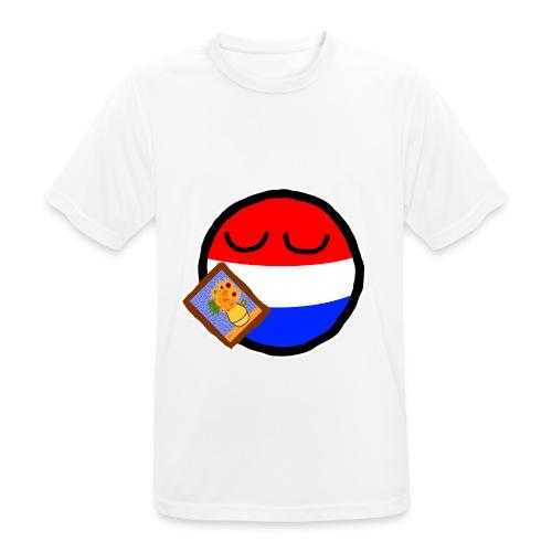 Netherlandsball - Men's Breathable T-Shirt