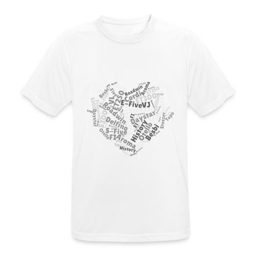 snm-daelim-models-heart-g - Männer T-Shirt atmungsaktiv