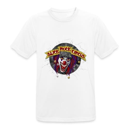 Slick Rock Circus - Evil Clown - Männer T-Shirt atmungsaktiv