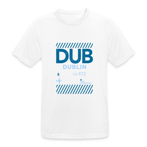 Dublin Ireland Travel - Men's Breathable T-Shirt