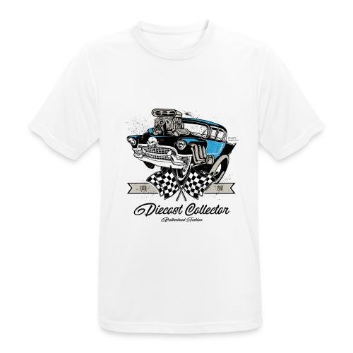 01 HW BrotherHood Logo DieCast Collector - Men's Breathable T-Shirt
