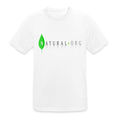 natural frees - Camiseta hombre transpirable