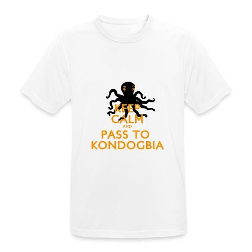 Keep Calm Kondogbia - T-shirt respirant Homme