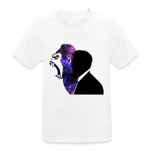 Gorilla - Mannen T-shirt ademend actief