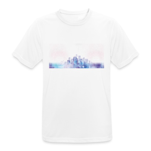 Down Town Collection 2018 - T-shirt respirant Homme