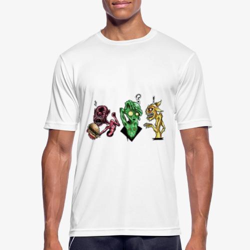 Weird communication - T-shirt respirant Homme
