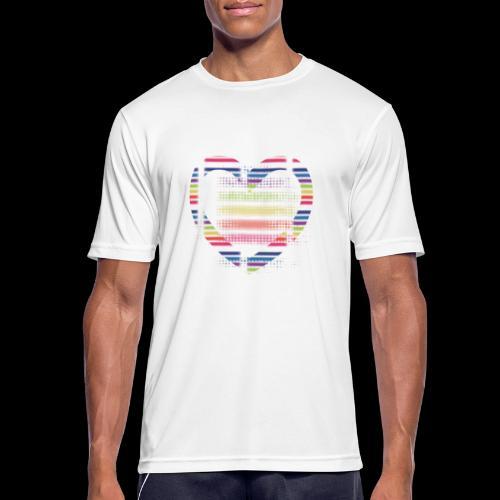 Love - Men's Breathable T-Shirt
