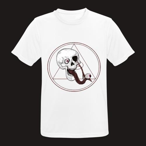 EyeSkull - Männer T-Shirt atmungsaktiv
