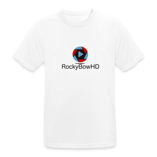 RockyBowHD - Männer T-Shirt atmungsaktiv