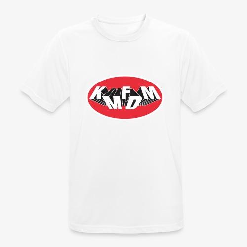 Eric Harris KMFDM - Men's Breathable T-Shirt