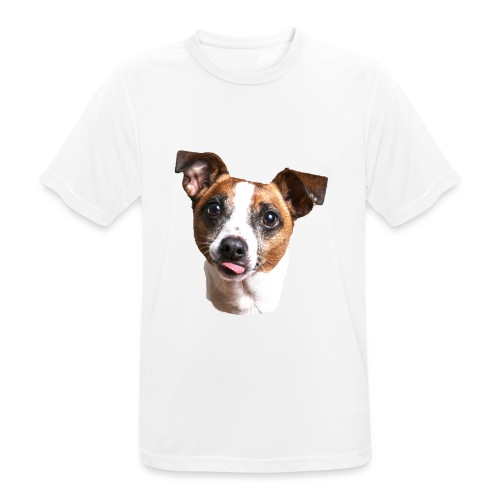 Jack Russell - Men's Breathable T-Shirt