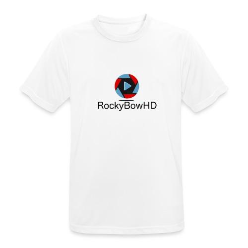 Logo2 - Männer T-Shirt atmungsaktiv