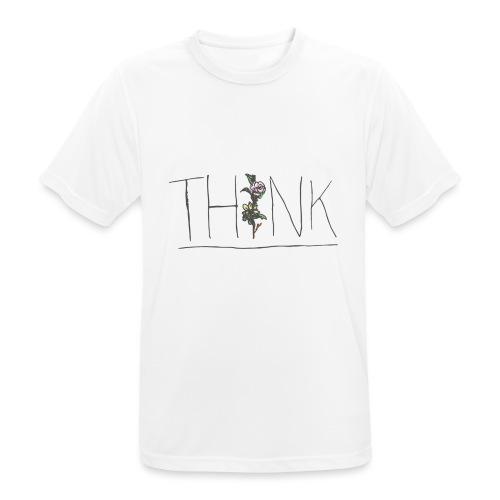 THINK - Men's Breathable T-Shirt