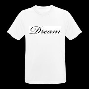 Dream Productions NR1 - Männer T-Shirt atmungsaktiv