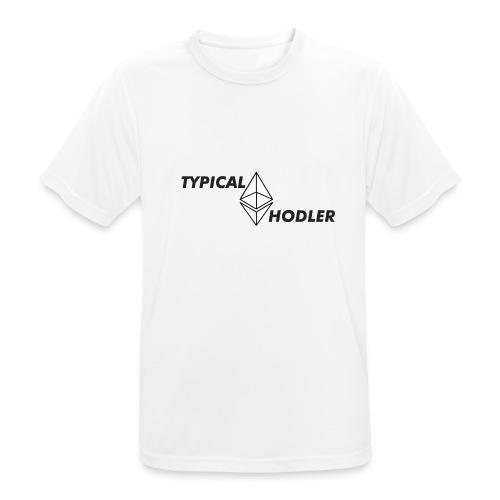 Typical ETH Hodler - Men's Breathable T-Shirt
