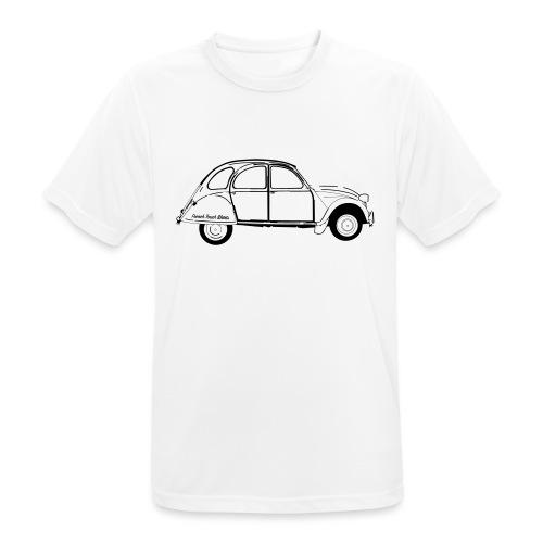 #frenchtouchshirt - T-shirt respirant Homme