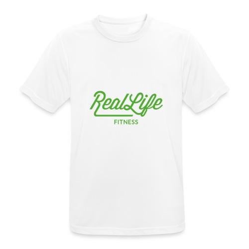 RLF Script - Men's Breathable T-Shirt