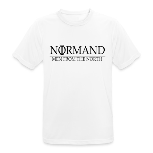 LOGO NORMAND - T-shirt respirant Homme