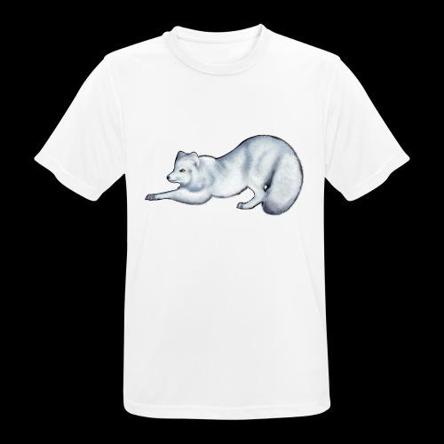 Arctic Fox - Men's Breathable T-Shirt
