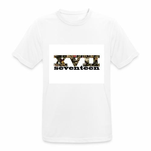 xvii 2 - Mannen T-shirt ademend actief