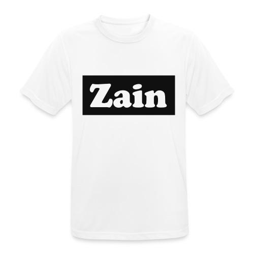Zain Clothing Line - Men's Breathable T-Shirt