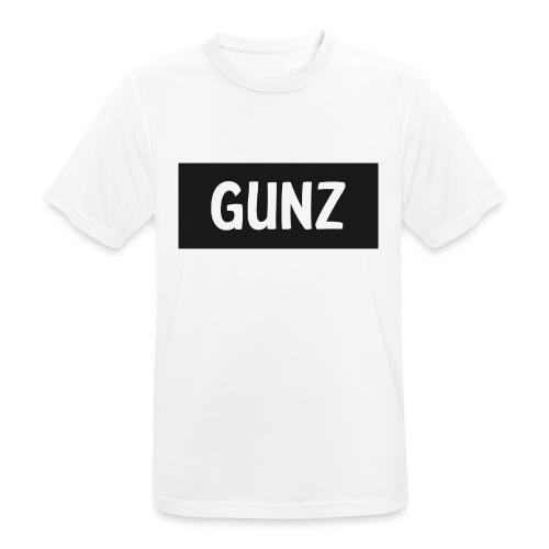 Gunz - Herre T-shirt svedtransporterende