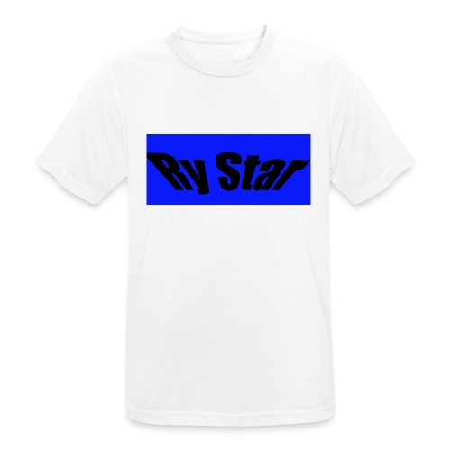 Ry Star clothing - Men's Breathable T-Shirt