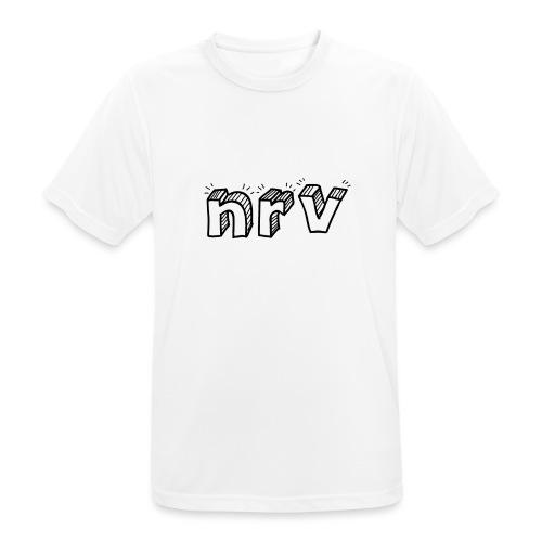 NRV - T-shirt respirant Homme