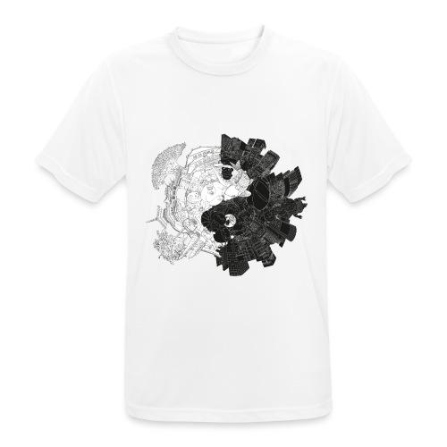 New Yin Old Yang - Men's Breathable T-Shirt