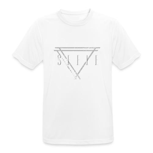 S E E L E - Logo T-paita - miesten tekninen t-paita