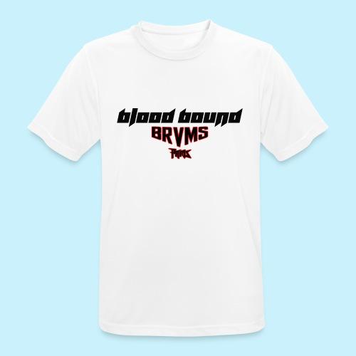 Blood Bound - BRVMS - Paris - T-shirt respirant Homme