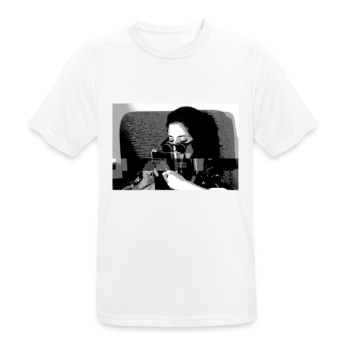 Santa biblia - Camiseta hombre transpirable
