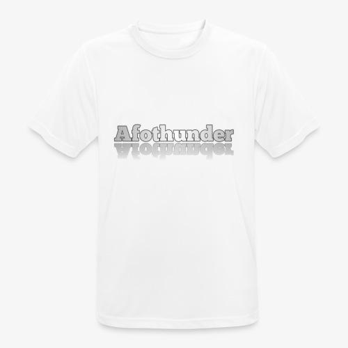AfoThunder - Männer T-Shirt atmungsaktiv