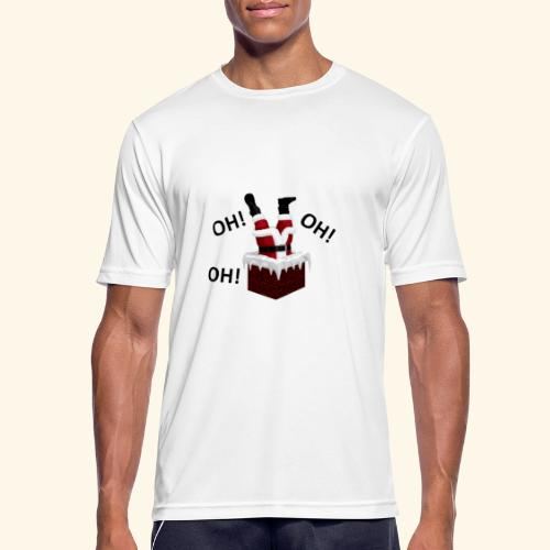 OH! OH! OH! - T-shirt respirant Homme