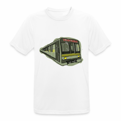 Urban convoy - Maglietta da uomo traspirante