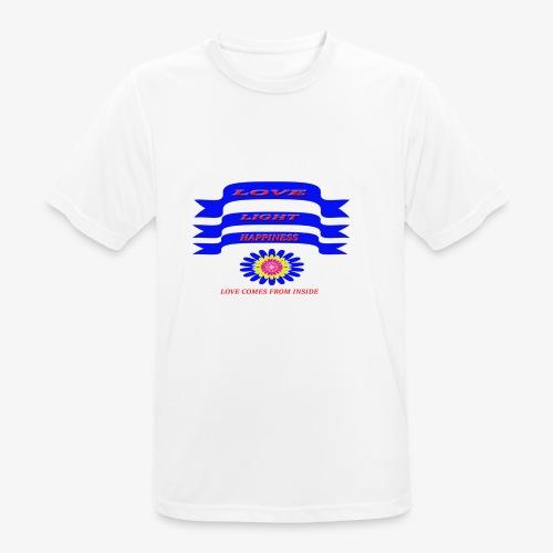 HAPPY - Men's Breathable T-Shirt