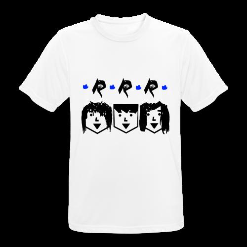 RRR - Heads - Männer T-Shirt atmungsaktiv